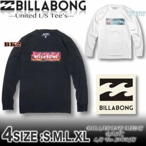ビラボン BILLABONG メンズ ロンT 長袖Tシャツ サーフブランドアウトレット AI011-051|venice