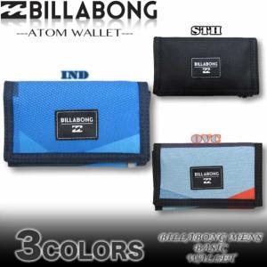 BILLABONG ビラボン メンズ 三つ折りベルクロ財布 ウォレット アウトレット サーフブランド AG011-927|venice