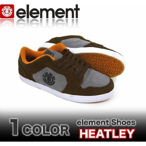 30%OFF SALE!!/ELEMENT/エレメントメンズ/AC028-037/HEATLEY/スニーカー/スケートシューズ【BRG】|venice