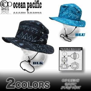 OP オーシャンパシフィック メンズ  サーフハットビーチハット 帽子 サーフブランド 517904|venice
