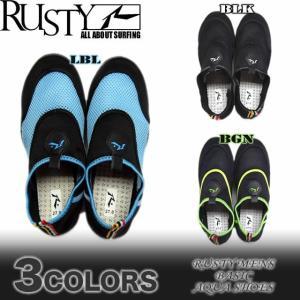 RUSTY ラスティー メンズ アクアシューズ マリンシューズ 917908|venice