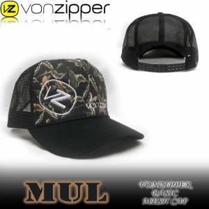 VON ZIPPERボンジッパー/AG211-902/メッシュキャップ 帽子|venice