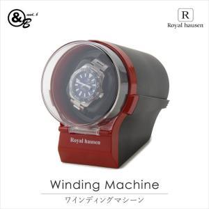ワインディングマシーン 1本巻 自動巻き 腕時計 Bell&...