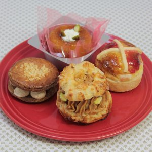 プチケーキ4種・4個セット 2017|ventdorr