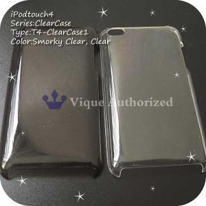 iPodtouch4 ハードケースカバー CLEAR CASE-T4アイポッドタッチ第4世代専用|venus-hk