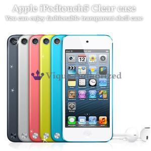 iPodtouch5ケースカバー透明クリアハードケース CLEAR CASE-T5(アイポッドタッチ第5世代)|venus-hk