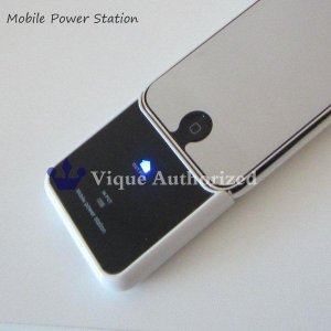iPhoneソーラーバッテリー充電器MOBILE POWER STATION800mAh|venus-hk