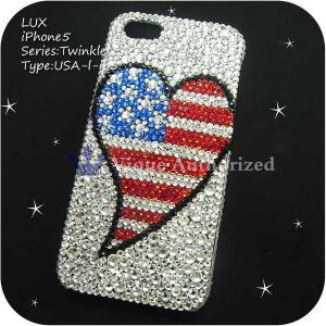 AQUOS PHONE ZETA SH-02Eケースカバー豪華スワロフスキーデコ電USA-LUX-SH02E|venus-hk
