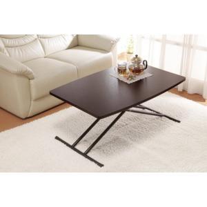 木製昇降式フリーテーブル|venusclub