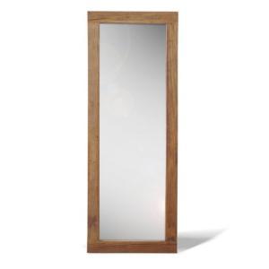 MOSH   アンティークジャンボミラー(60cm×160cm)   スタンドミラー 全身鏡|venusclub