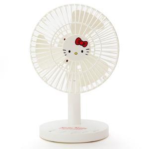 【サンリオ】ハローキティ 卓上扇風機|venusclub