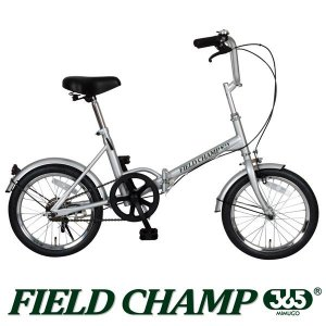 折りたたみ自転車 16インチ FIELD CHAMP365 ...