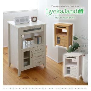 Lycka land マルチラック 60cm幅|venusclub