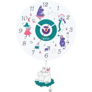 【ムーミン】ムーミン振り子時計|venusclub