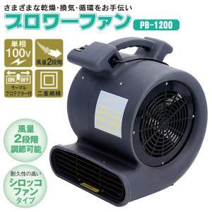 【ナカトミ】ブロワ―ファン PB-1200 venusclub
