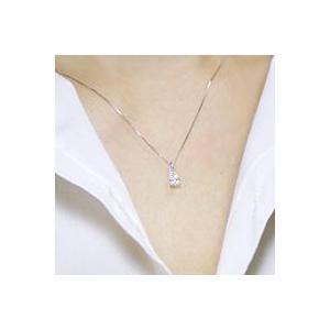 鑑別書付 プラチナ製 ペアシェイプカット ダイヤモンドネックレス 3営業日前後の発送予定|venusjewelry|02