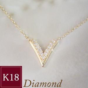 K18 ダイヤモンド ネックレス Venus ネックレス 妻 彼女 3営業日前後の発送予定|venusjewelry