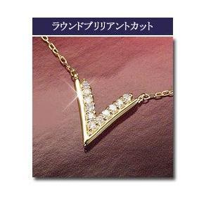 K18 ダイヤモンド ネックレス Venus ネックレス 妻 彼女 3営業日前後の発送予定|venusjewelry|05