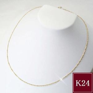 純金 K24 デザイン ネックレス アクセサリー 3営業日前後の発送予定|venusjewelry
