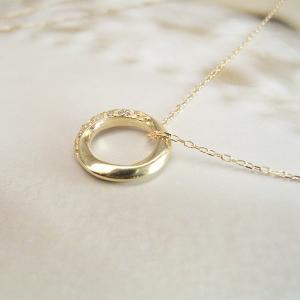 ダイヤモンド ネックレス K18 3営業日前後の発送予定|venusjewelry|03