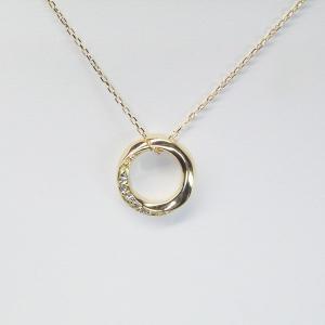 ダイヤモンド ネックレス K18 3営業日前後の発送予定|venusjewelry|04