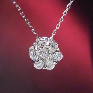 ダイヤモンド ネックレス プラチナ 0.3カラット 鑑別書付 3営業日前後の発送予定|venusjewelry