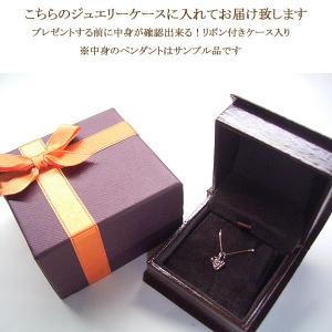 ブルートパーズ ホワイトトパーズ 天然 ダイヤモンド ネックレス K18/K18WG 即納 ※18金は12月19日前後の発送|venusjewelry|07