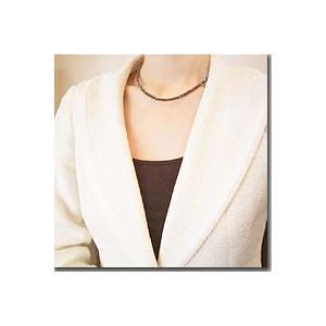 ダイヤモンドネックレス K18WG 計50カラット ブラックダイヤ 3営業日前後の発送予定 venusjewelry 06