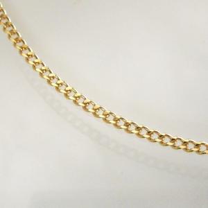 42cm 純金 喜平ネックレス K24 2面カット 2.89g 24金 チェーン ご注文日より3週間前後の発送予定|venusjewelry|02
