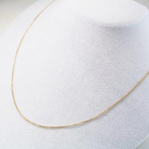 42cm 純金 喜平ネックレス K24 2面カット 2.89g 24金 チェーン ご注文日より3週間前後の発送予定|venusjewelry|04