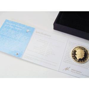 ピーターラビット 純金貨 ピーターラビットの作者 ビアトリクス・ポター 生誕150周年記念 純金コイン K24 世界500枚限定 5営業日前後の発送予定|venusjewelry|05