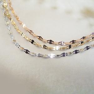3色・3連トリニティ ブレスレット K18WG/K18PG/K18 プレゼント ジュエリー 2月22日前後の発送予定|venusjewelry|03
