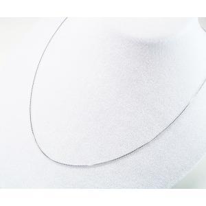 プラチナ ベネチアンチェーン Pt850 太さ0.7mm 長さ45cm スライド式(無段階で調節可)ペンダント チェーンネックレス 3営業日前後の発送予定|venusjewelry|03