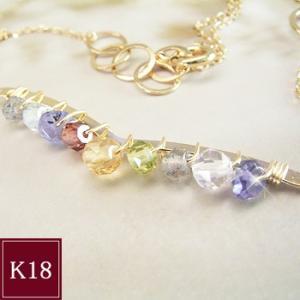 1本で2役使える!ブレスレット&アンクレット K18 3営業日前後の発送予定|venusjewelry