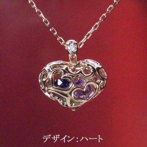 K18PG アミュレット ダイヤモンドネックレス クリスマスプレゼント ジュエリー|venusjewelry|04