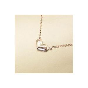 K18ピンクゴールド SIクラス ダイヤモンド ハートパヴェ ネックレス 妻 彼女 3営業日前後の発送予定|venusjewelry|03