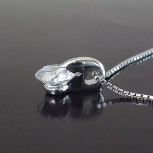 鑑定書付き プラチナ 0.5カラット 最上級 Dカラー ダイヤモンド ネックレス 3営業日前後の発送予定|venusjewelry|03