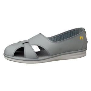メンズ ナース通気性シューズ エレパス PS-01S 静電 グレイ 大きいサイズ 医療 衛生 靴 疲れにくい verdexcel-medical