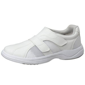 メンズ レディース 通気性ナースケアセフティ CSS-100 ホワイト 軽量 通気性 衝撃吸収 医療 衛生 靴 疲れにくい verdexcel-medical