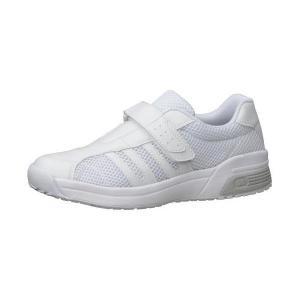 メンズ レディース 通気性 ナースメディカル エレパス CSS-308 静電 ホワイト 蒸れにくい 医療 衛生 靴 疲れにくい|verdexcel-medical