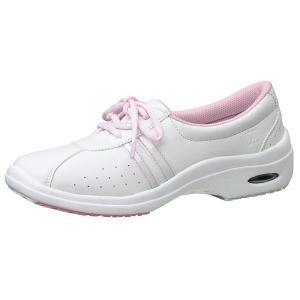 通気性ナースシューズ メディカルエレパス CSS-13Si静電 ピンク 医療 衛生 靴 疲れにくい|verdexcel-medical
