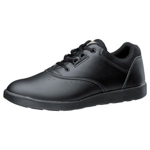 ミドリ安全 ハイグリップシューズ メンズ レディース 超耐滑 軽量 作業靴 ハイグリップ H810 ブラック 滑らない靴が必要な職場に|verdexcel-medical