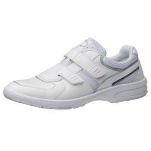 ミドリ安全 超軽量作業靴 UL-415 ホワイト ウルトラライト 通気 抗菌 消臭 疲労軽減 快適 verdexcel-medical