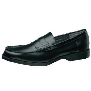 ミドリ安全 ハイグリップシューズ 男性用ローファー ハイグリップシューズ 超耐滑作業靴 ハイグリップ H950M ブラック 滑らない靴が必要な職場に|verdexcel-medical