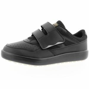 ミドリ安全 ハイグリップシューズ メンズ レディース 超耐滑 軽量 作業靴 ハイグリップ H715N ブラック 滑らない靴が必要な職場に|verdexcel-medical