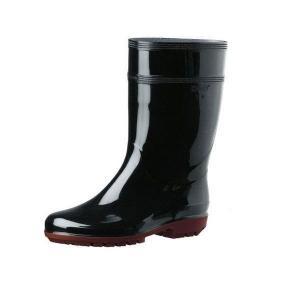 ミドリ安全 メンズ 超耐滑長靴 ハイグリップ HG2000N スーパー ブラック 大きいサイズ 29・30cm 抗菌 耐油 耐薬 現場 滑らない靴 verdexcel-medical