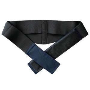 ミドリ安全 楽腰パンツ専用 腰部保護ベルト 女性用 VELS507B ネイビー ベルトのみ 春夏|verdexcel-medical
