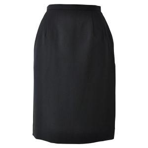 Excella タイトスカート ブラック AS2257-16 BONMAX ボンマックス 事務服 仕事着 通勤服|verdexcel-medical