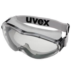 ゴグル ウベックス uvex X-9302 合成ゴムバンド グレー|verdexcel-medical