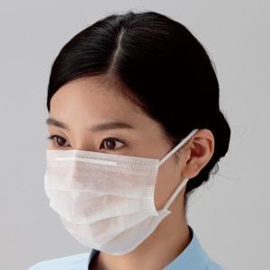 ミドリクリーンマスク K-200SPN 耳掛け式 100枚X30箱 業務用 ウイルス対策 花粉対策 予防|verdexcel-medical